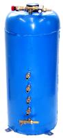 Calorifier 55 ltr Surejust Twin coil Vertical