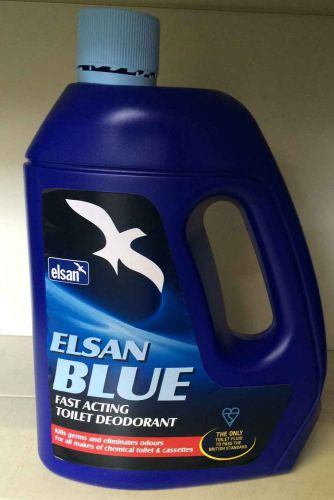 4ltr Elsan Blue