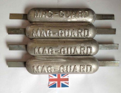 4 x 1.5kg Magnesium anode BRITISH MADE