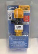 Whale super sub smart 650gph bilge automatic pump