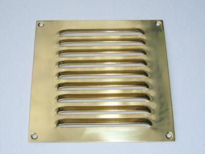 6x6 Brass Grill