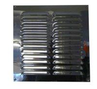 Chrome 9x9 Grill