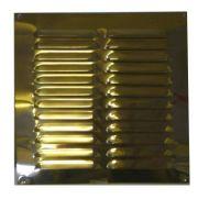 Brass 9x9 Grill