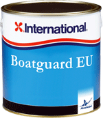 International Boatguard EU - Red - 2.5ltr