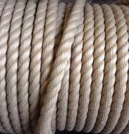 14mm Buff/natural Rope