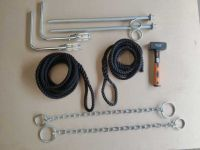 Mooring & Rope kit with chains