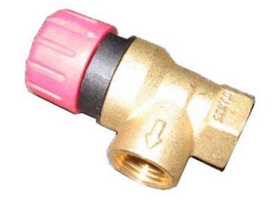 3 bar Pressure release valve