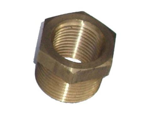 1/2 x 3/8 Brass reducing bush