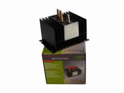 Split Charge diode 130A 3 battery banks