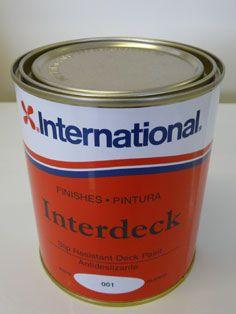 International Interdeck white 001