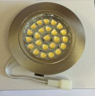 12v LED round recessed spotlight