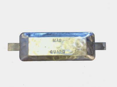 2.5kg Side anode Magnesium