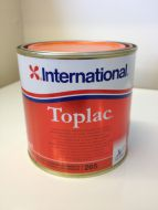 International Toplac Rescue Orange 265