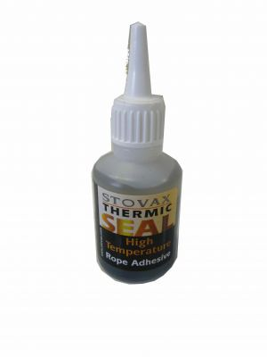 Thermic Seal - High temperature rope adhesive